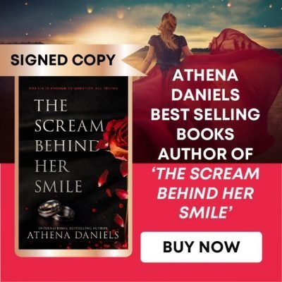 Athena Daniels Books - Signed Print Copy
