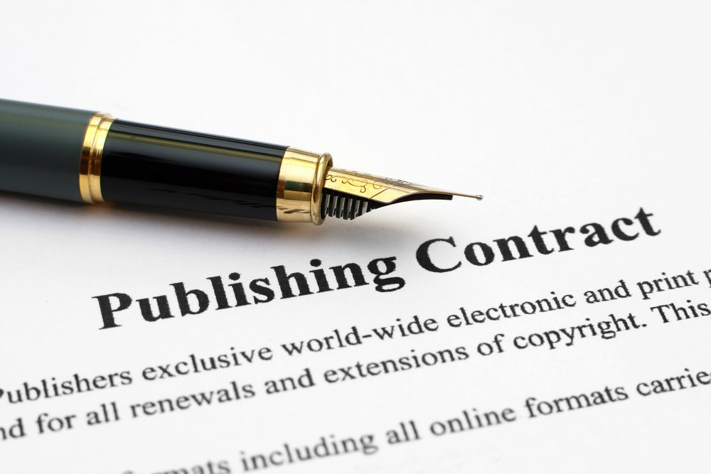What are your options for publishing?